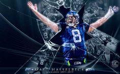 Matt Hasslebeck! Seahawks Football, Seattle Seahawks, Football Team, Collage Football, Andrew Luck, Kicks, Sports, Supreme, Game