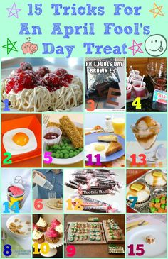 15 Tricks For An April Fool's Day Treat Looking to pull a harmless prank on your kiddos for April Fool's Day? Check out these suggestions! Pranks For Kids, Good Pranks, April Fools Pranks, April Fools Day, Harmless Pranks, Prank Gifts, Prank Videos, Fun Activities For Kids, Best Part Of Me