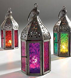 Lantern Tea Light Holders, Tea Light Lanterns, Tealight Candle Holders, Candle Lanterns, Tea Lights, Sky Lantern, Lantern Lighting, Antique Lanterns, Garden Lanterns