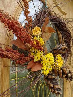Items similar to Autumn Wreath Twig Wreath Sunflower Wreath Fall Wreath Natural Wreath Pine Cone Wreath Birch Wreath Thanksgiving Wreath Wreath on Etsy Christmas Mesh Wreaths, Thanksgiving Wreaths, Autumn Wreaths, Wreath Fall, Spring Wreaths, Dried Sunflowers, Sunflower Wreaths, Floral Wreaths, Ribbon Wreaths