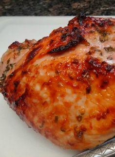 Turkey Breast with Southwest Seasoning.