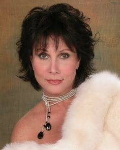 Michele Lee from Knots Landing days