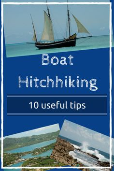 Boat #Hitchhiking - 10 useful tips