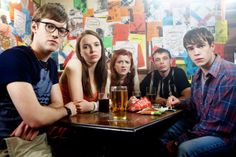 20 Addictive TV Shows To Watch Now #refinery29  http://www.refinery29.com/2013/10/54601/best-television-shows#slide8  My Mad Fat Diary (2013—Present)   If You Like: Freaks And Geeks, Girls Why It Rules: Set in the '90s, this coming-of-age story follows Rae, a funny, smart, horny (!!), music-obsessed teenager who has some pretty big issues around body image and mental health. Despite some great nods to '90s culture (Oasis tees! Raves!), this is no nostalgia fest; it's an honest, hilarious…