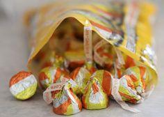Candy Corn Kisses!
