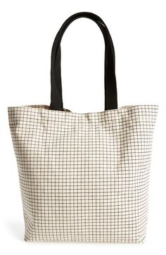 Free shipping and returns on Baggu® Canvas Tote at Nordstrom.com. If you need a sturdytote that will take you from farmer's market to weekend getaway to the library, this canvas bag features two wide, comfy shoulder straps and a spacious interiorperfect for accommodating everything you need to carry.