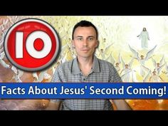 This video includes facts about the second coming of Jesus from the Bible. These facts revolve around prophecies of Jesus return, the manner of Jesus return, when Jesus will come back to rapture the church, signs of the nearness of His coming, and much more! I also talk about the secret rapture and the millennial reign of Christ on Earth, along with failed predictions of Jesus return by Charles Taze Russell (Jehovahs Witnesses), William Miller, and Harold Camping.
