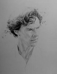 Sherlock by Aumael.deviantart.com on @DeviantArt
