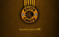 Kaizer Chiefs, Chiefs Logo, Soccer Teams, Soccer League, Premier Soccer, Sports Wallpapers, Leather Texture, South Africa, African