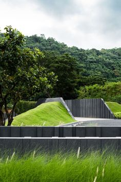 23 Estate & The Valley, Khao Yai, landscape design by Shma for Sansiri Modern Landscape Design, Landscape Plans, Modern Landscaping, Contemporary Landscape, Landscaping Tips, Urban Landscape, Landscape Architecture, Garden Landscaping, Architecture Design