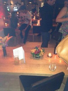 Louis and Eleanor at the after party :)