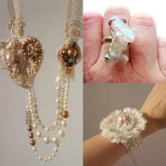 Bohemian Bridal Jewelry Ideas