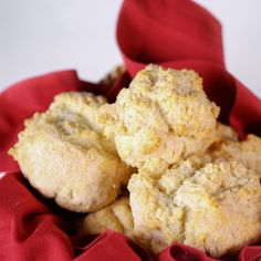 the chew | Recipe | Michael Symon's Elvis Biscuits. Use gf flour.