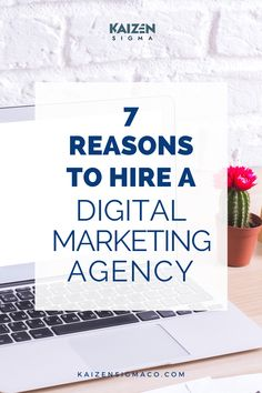 Wondering if it's Time to Hire Marketing Help? 7 Reasons to Hire a Digital Marketing Agency - - Content Marketing Strategy, Sales And Marketing, Marketing Tools, Marketing Ideas, Marketing Companies, Social Media Marketing Agency, Social Networks, Business Marketing, Digital Marketing Logo
