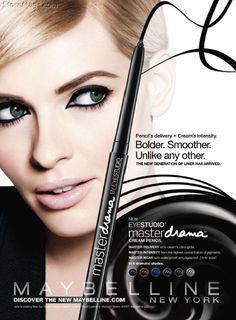 Might have to try this eyeliner look