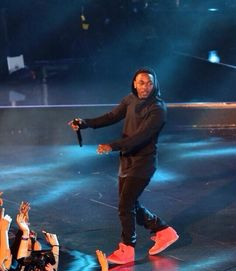 K.Lamar x Yeezy Red October