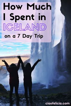 Iceland is expensive! But how expensive? This blog gives detailed information about how much Iceland costs and how much you can expect to spend on a 7 day trip!