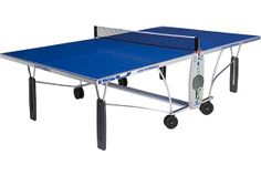 Cornilleau table tennis tables, bats, spares & parts - Olhausen Outdoor San Diego