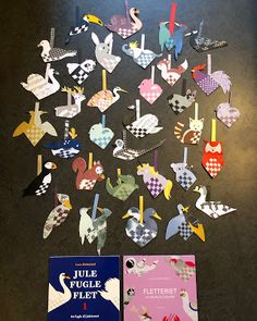 Origami, Workshop, Decor, Dekoration, Atelier, Decoration, Work Shop Garage, Origami Paper, Decorating