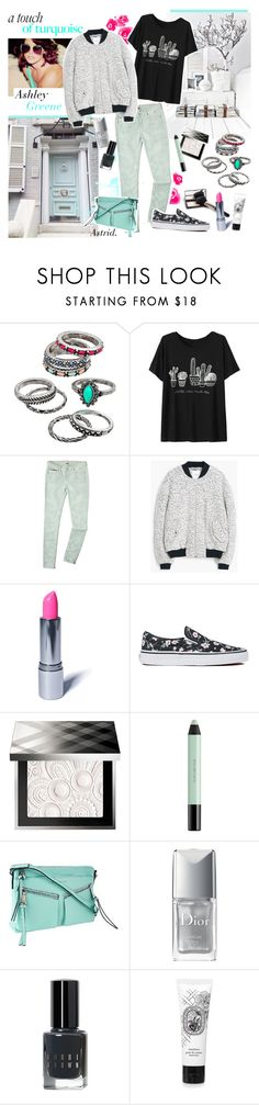 """Ashley Greene"" by askriiid ❤ liked on Polyvore featuring L'Agence, Mudd, Tommy Hilfiger, MANGO, Tarina Tarantino, Vans, Burberry, shu uemura, Aimee Kestenberg and Christian Dior"