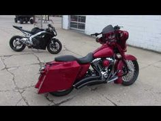2007 Harley Street Glide FLHX U4903 Used Motorcycles For Sale, Street Glide, Paint, Picture Wall, Used Motorbikes For Sale, Paintings, Draw, Color