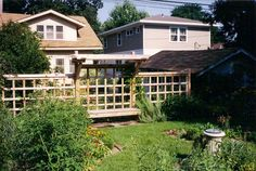 Garden Structures & More Gates and Fencing