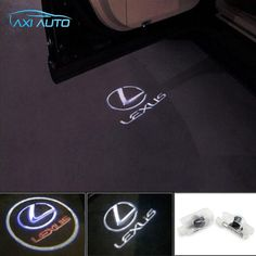 Awesome Lexus: $8.09 (Buy here: alitems.com/... ) 2x LED Car Door Welcome Laser Projector Logo ...  Aliexpress 2017 best buys! =) Check more at http://24car.top/2017/2017/04/04/lexus-8-09-buy-here-alitems-com-2x-led-car-door-welcome-laser-projector-logo-aliexpress-2017-best-buys/