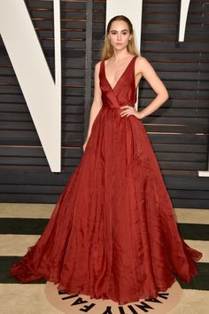 Suki Waterhouse. See what all the stars wore to the Academy Awards' biggest after party.