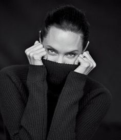 Angelina Jolie for WSJ Magazine November 2015 by Peter Lindbergh