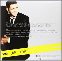 Michael Buble - Crazy Love [Vinyl]