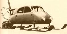 Aerosaně Tatra V855