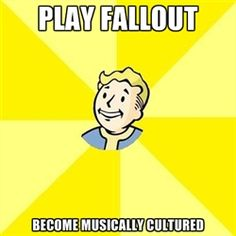 If you are an internet games then you must know about fallout. This game was created by Interplay Entertainment. It is a post-apocalyptic role-playing video games. Till now 8 series of fallout game… Fallout 3 New Vegas, Fallout 4 Funny, Fallout Tips, Play Fallout, Fallout Comics, Fallout Facts, Fallout Vault, Video Game Memes, Video Games