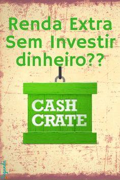 Clique no PIN e conheça um pouco mais sobre este mega site que pode te gerar renda extra sem você precisar investir nenhum centavo!! #rendaextra #trabalharemcasa #site #renda
