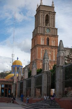 Parroquia de San Miguel Arcángel, San Miguel de Allende, Mexico