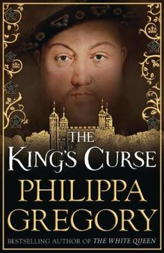 The King's Curse - Philippa Gregory #TBPNewTitles #NewBooks