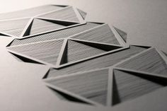 Exquisite Geometry Sculpted From Paper, Not Stone | Co.Design | business + design
