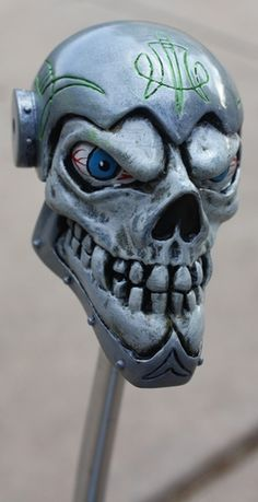 Vorken Skull Shift Knob