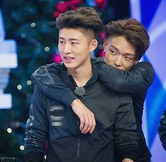 #Hanbin & #Bobby