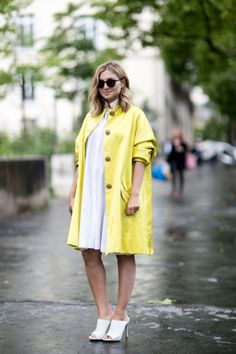 Paris Couture Street Style: The 50 Best Looks | StyleCaster
