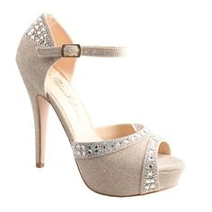 VICE-207 By DE BLOSSOM COLLECTION #eveningshoes #dresshoes #heels