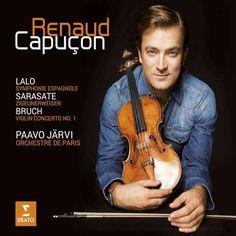 Renaud Capucon - Lalo: Symphonie Espagnole/Bruch: Violin Concerto