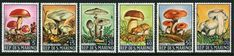 We all love Mushrooms! Even on stamps!