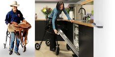 This 'Life-Changing' Backward Walker is Helping People Move Forward Hands Free Ehlers Danlos Syndrome, Move Forward, Multiple Sclerosis, Life Changing, Helping People, Hypermobility, Hands, Personal Care, Free