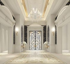 Entrance-lobby-design---palace-dubai