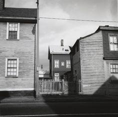 Harry Callahan - Providence, 1963.