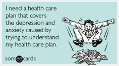 Health insurance ... don't let this be you -