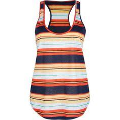 FULL TILT Essential Stripe Womens Tank 193479211 | Essentials