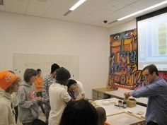 Urban Armor: Gig Poster Workshop with Mark Gutting Dallas, Texas  #Kids #Events