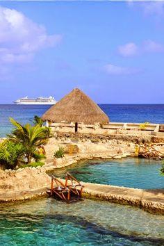 Fotos Impressionantes e Curiosas: Ilhas Cozumel - México