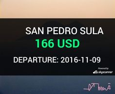 Flight from Los Angeles to San Pedro Sula by Spirit Airlines #travel #ticket #flight #deals   BOOK NOW >>>